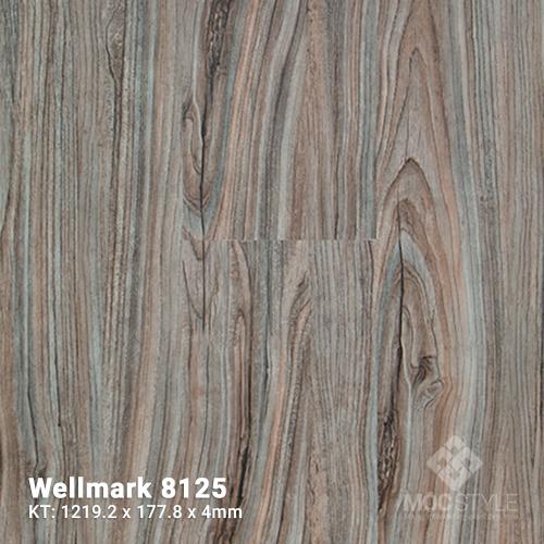 Sàn nhựa hèm khóa Wellmark 8125
