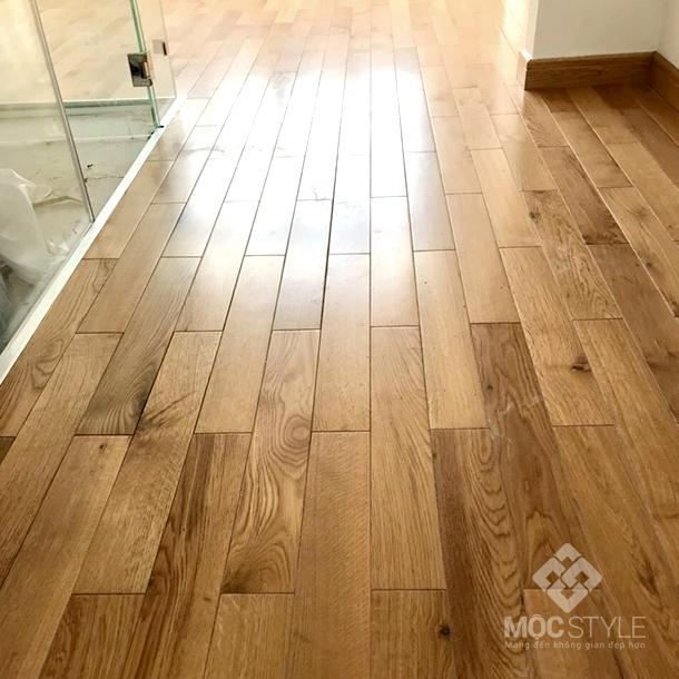 Sàn gỗ Sồi 600mm