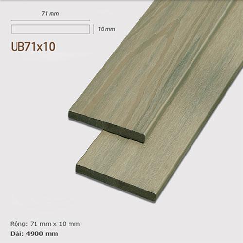 Ốp tường gỗ UltrAwood UB71x10 Ancient Wood