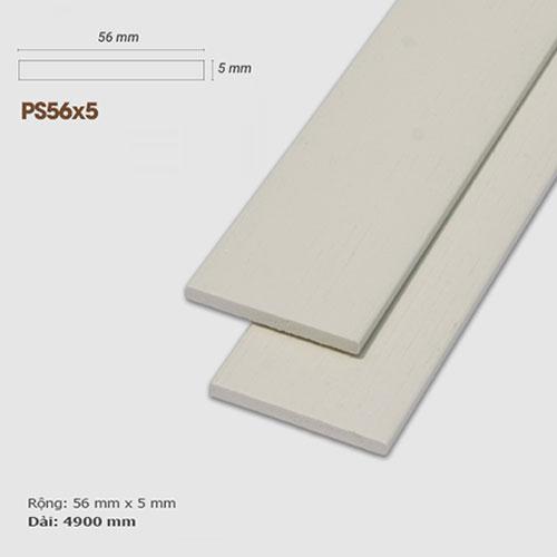 Ốp tường gỗ UltrAwood PS56x5 White
