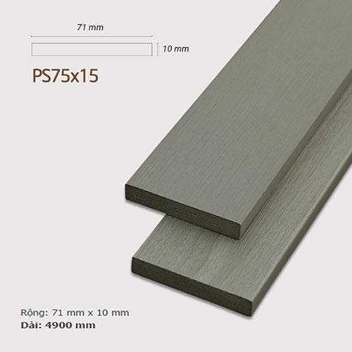 Ốp tường gỗ UltrAwood PS75x15-6001