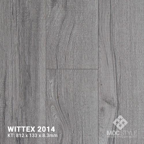 Sàn gỗ Wittex 2014