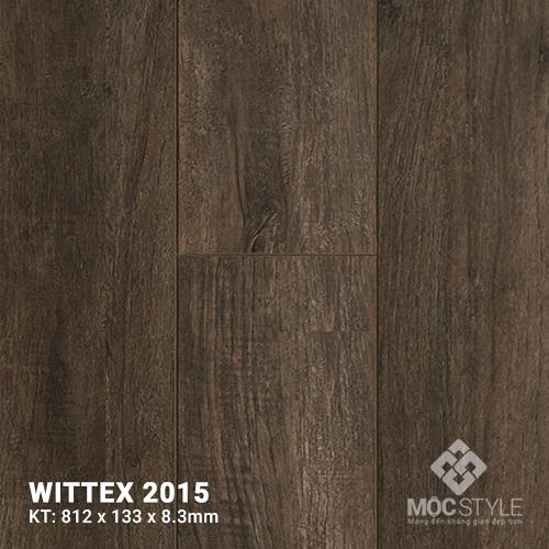 Sàn gỗ Wittex 2015