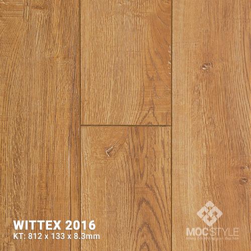 Sàn gỗ Wittex 2016