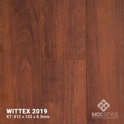 Sàn gỗ Wittex 2019