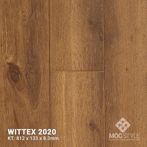 Sàn gỗ Wittex 2020