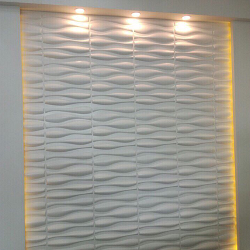 Tấm ốp tường 3D LAVA WK51026