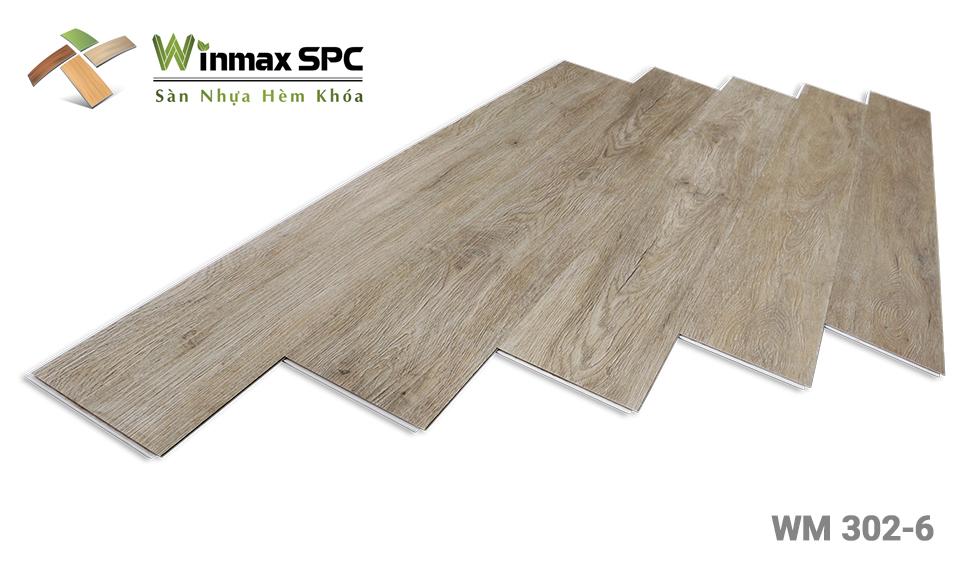 Sàn nhựa hèm khóa Winmax WM 302-6