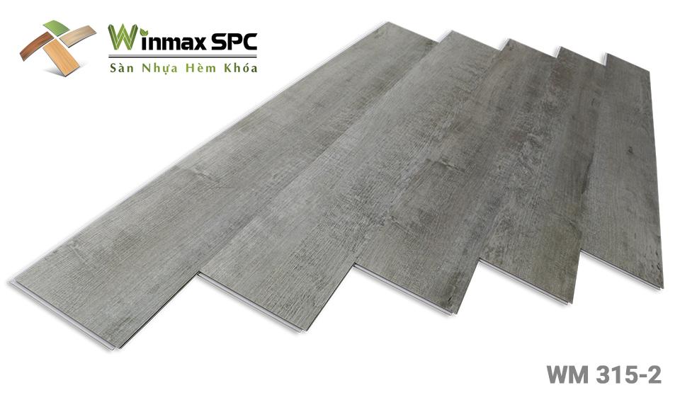 Sàn nhựa hèm khóa Winmax WM 315-2