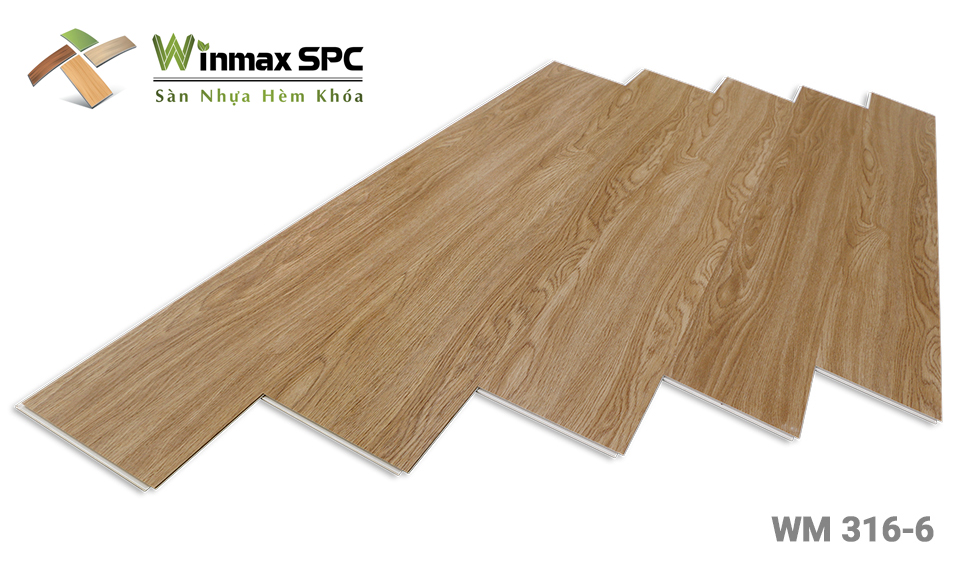 Sàn nhựa hèm khóa Winmax WM 316-6