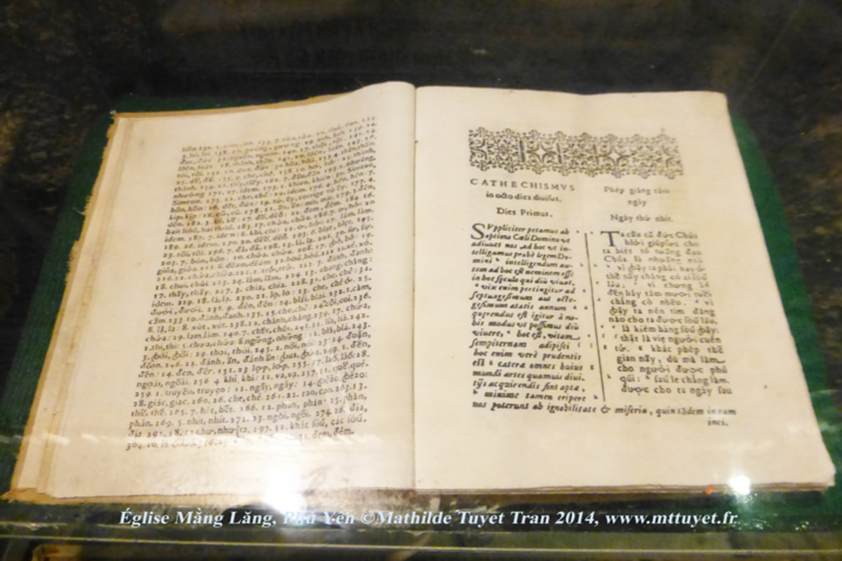 cuốn sách quốc ngữ đầu tiên