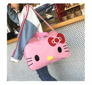 Túi xách du lịch hello kitty