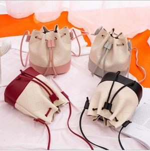Túi mini dây rút dễ thương (4 màu)