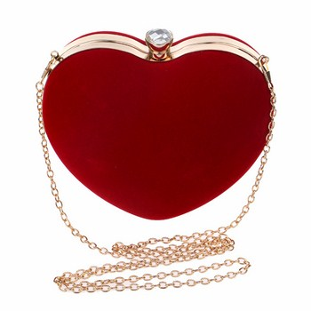 Túi cầm tay hình Trái tim