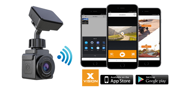 Camera hành trình mini Vietmap Xplore C2 wifi