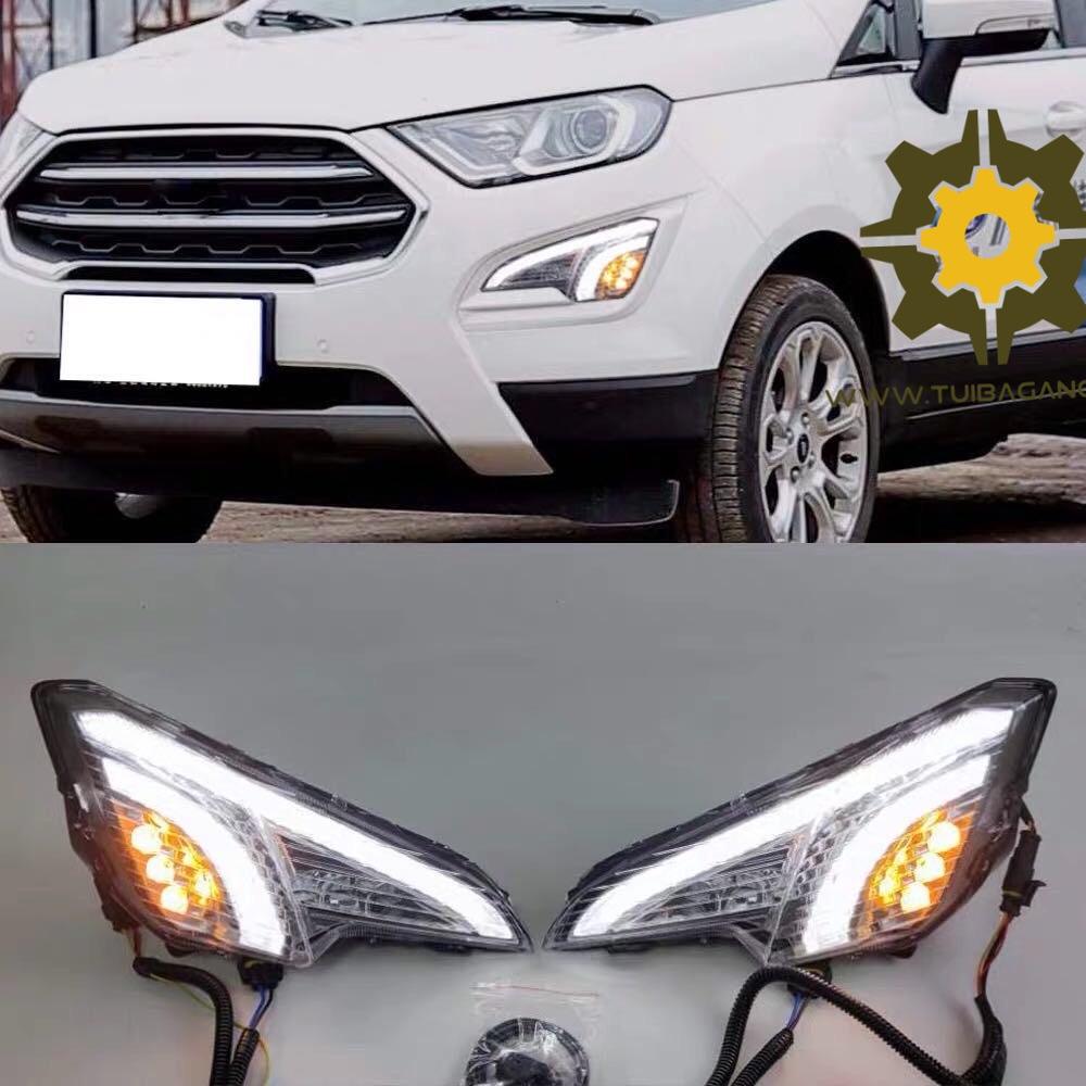 Đèn ban ngày DRL Ford Ecosport