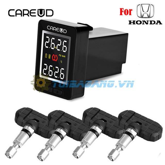 Cảm biến áp suất lốp CareUd U912 Honda