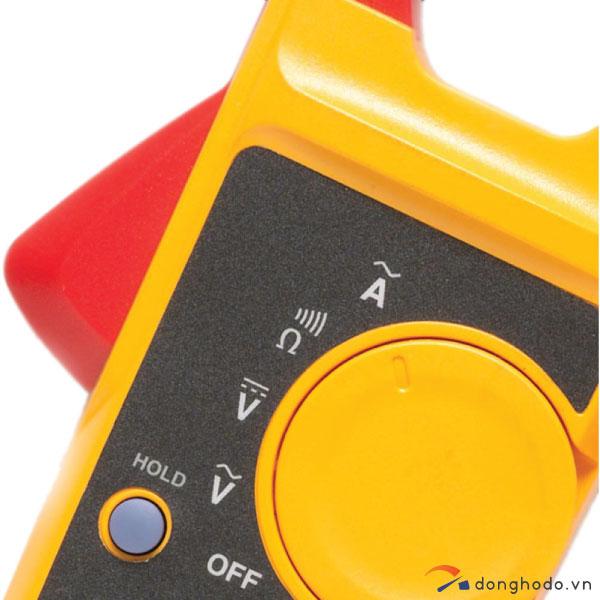 Ampe kìm đo dòng AC FLUKE 305 (1000A) dễ sử dụng