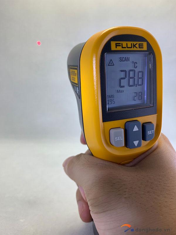 Máy đo nhiệt độ hồng ngoại FUKE 59 MAX chính hãng