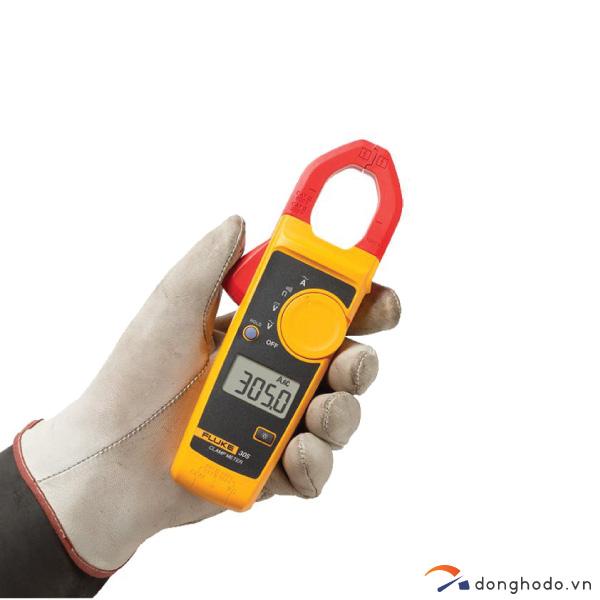 Ampe kìm đo dòng AC FLUKE 305 (1000A) nguyên chiếc