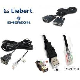 Cáp Điều Khiển EMERSON LIEBERT UPS Và EMERSON LIEBERT Metered Rack PDU