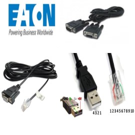 Cáp Điều Khiển Eaton UPS Và Eaton Metered Rack PDU