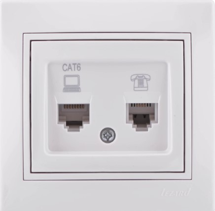 Bộ WallPlate Network Phone