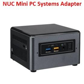 Adapter Intel NUC Mini PC
