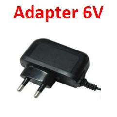 6V Power Adapter