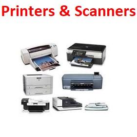 Adapter Printers & Scanners