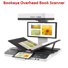 Adapter Bookeye Professional Color Scanner