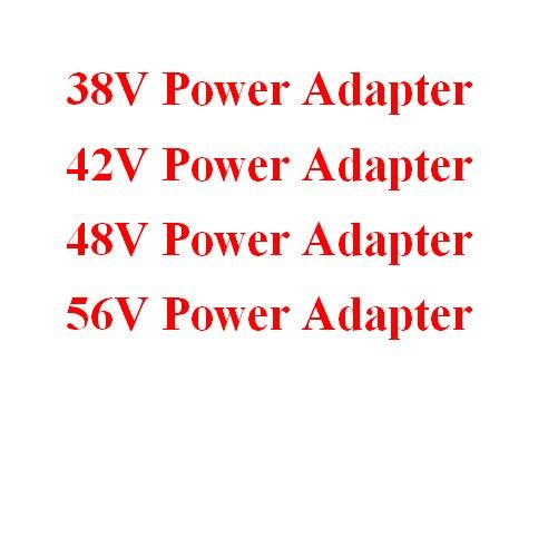 38V 42V 48V 56V Power Adapter