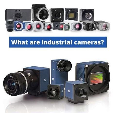 Cáp Kết Nối Camera Công Nghiệp Industrial Camera