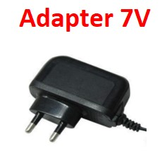 7V Power Adapter