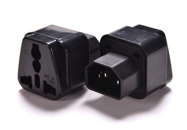 Rắc Chuyển Nguồn AC Power Plug Adapter