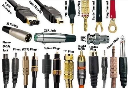 Rắc Hàn Âm Thanh Hình Ảnh Audio Video Connectors