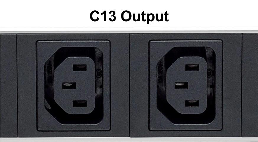 PDU Rack Mount C13 Socket