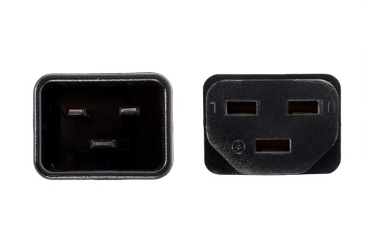 Dây Nguồn C20 to C21 Power Cords