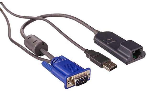 Cáp KVM Over IP Conversion Cables