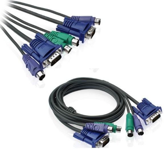 Cáp VGA PS2 KVM Switch Cables