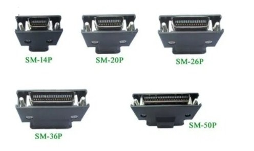 Connectors MDR SCSI