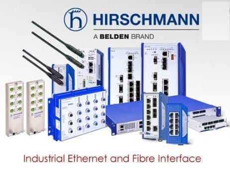 Cáp Điều Khiển Control Logic Partners With Hirschmann