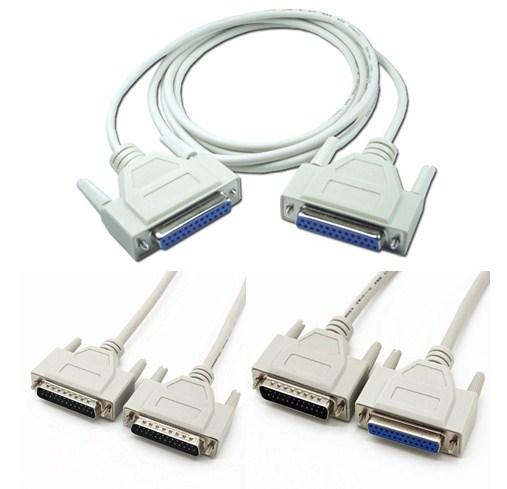 Cáp Kết Nối Cổng LPT Parallel 1284 DB25 Cable