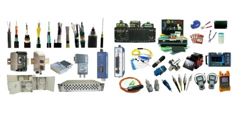 Phụ Kiện Quang Optical Fiber Accessories Network