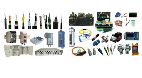 Phụ Kiện Quang Optical Fiber Accessories Network