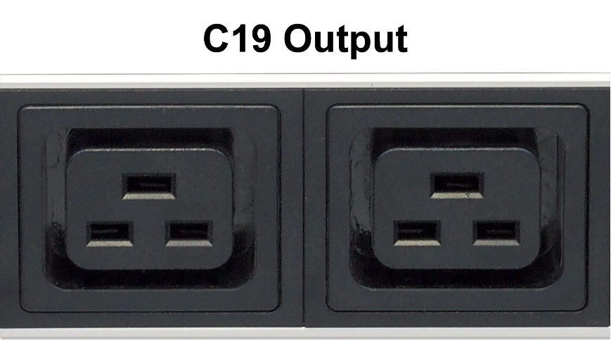 PDU Rack Mount C19 Socket