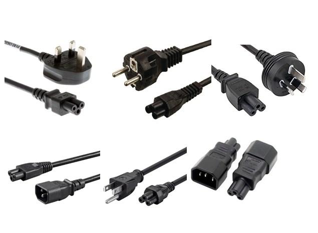 Dây Nguồn AC Power Cord IEC60320 C5