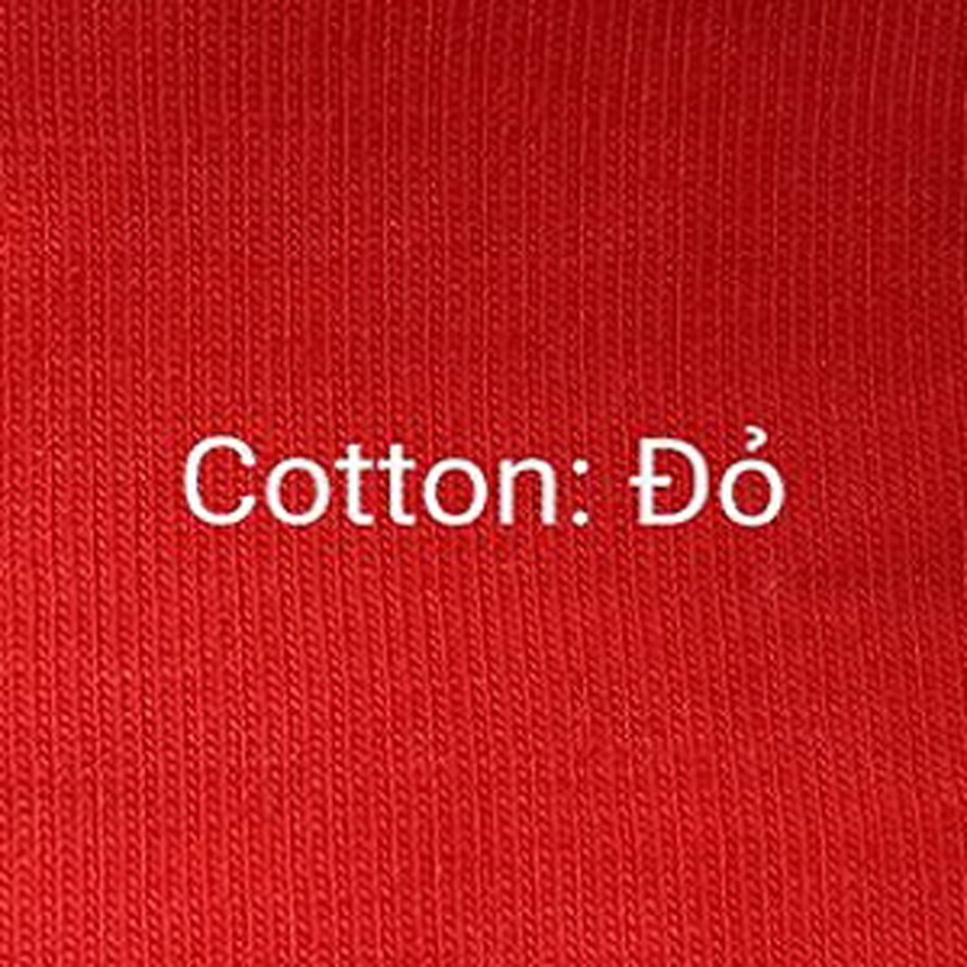 Cotton Đỏ