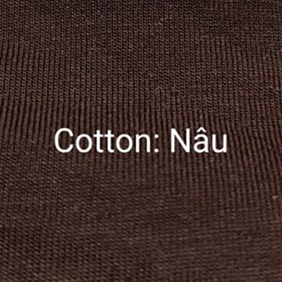 Cotton Nâu