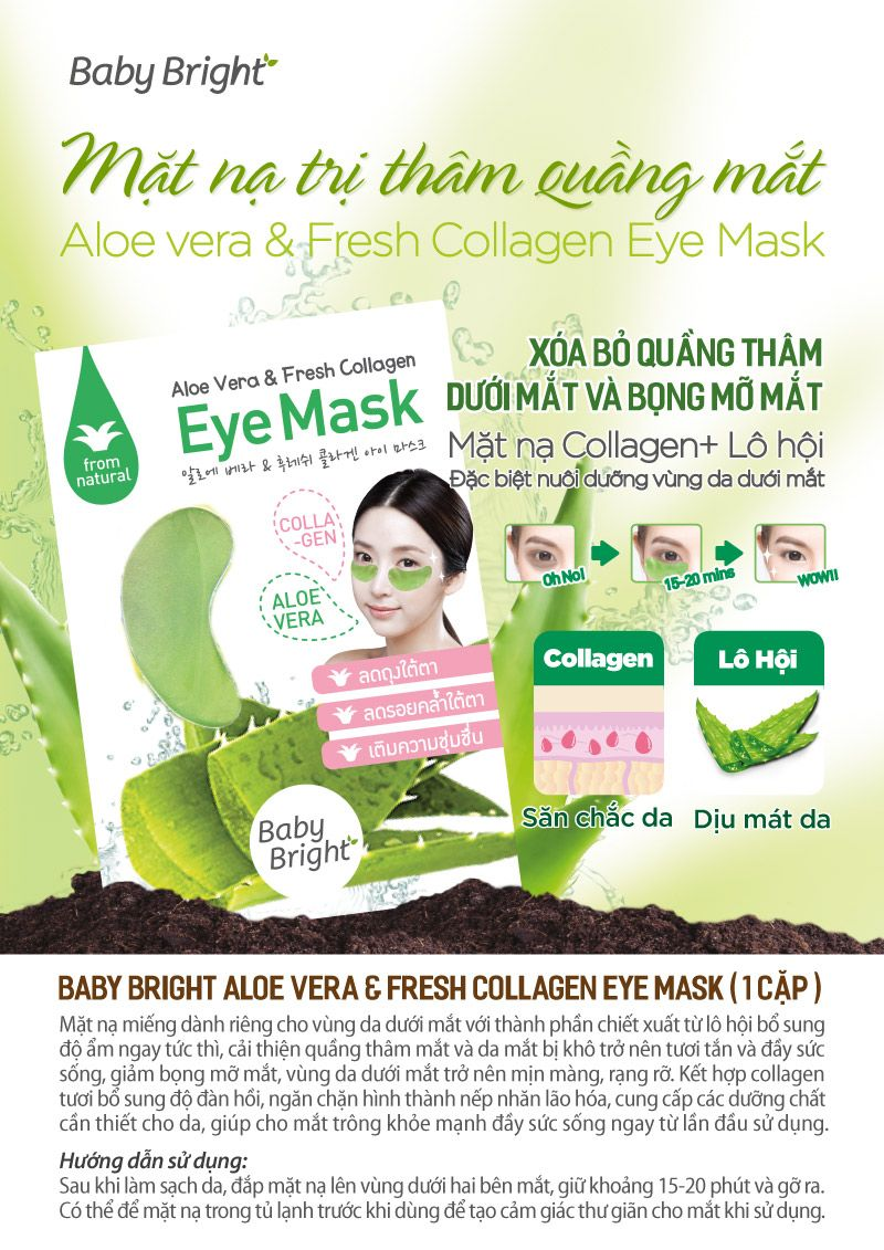 Aloe Vera C. Mask
